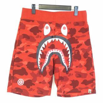 A BATHING APE  SHARK SWEAT SHORTS PANTS 買取り致しました!!
