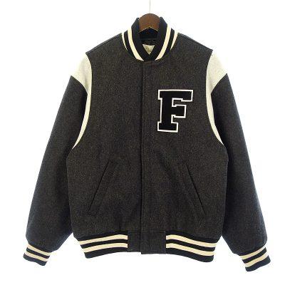 FOG Wool Varsity Jacket ウールスタジアムジャケット スタジャンお買取り致しました!!