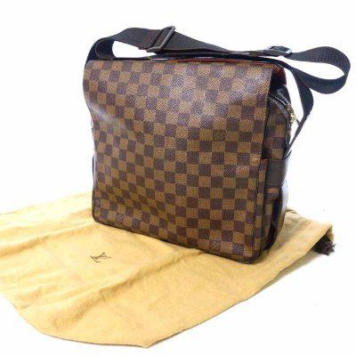 ルイヴィトン/LOUIS VUITTON メッセンジャーバッグ ダミエ お買取り致しました。