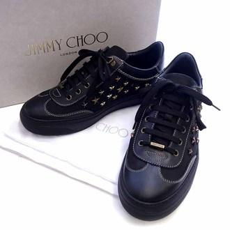 ジミーチュウ/JIMMY CHOO スタースタッズ スニーカーお買取り致しました。