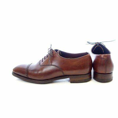 クロケットアンドジョーンズ/CROCKETT&JONES  靴買取致しました。