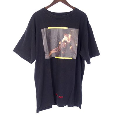blowz 原宿店 OFF WHITE 16aw FRANCESCO S/S TEE 焼け加工 オーバーサイズTシャツお買取り致しました!!!