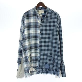 GREG LAUREN 17SS Cotton Flannel Studio Shirt お買取りさせて頂きました!!!