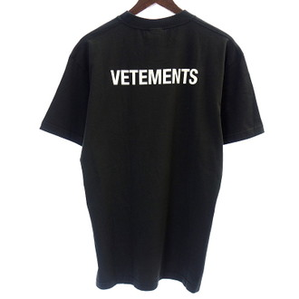 VETEMENTS 17ss STAFFプリントTシャツ お買取させて頂きました!!!