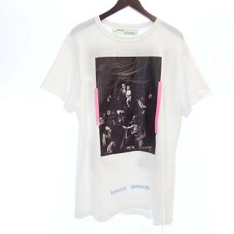 OFF WHITE 17SS カラヴァッジョ プリントTシャツお買取りさせて頂きました!!!