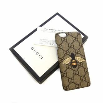 GUCCI ビー ハチ プリント iPhone 6 Plus ケースお買取りさせて頂きました!!!