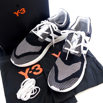 ワイスリー/Y-3 pure boost zg knitスニーカーお買い取りさせて頂きました!!!