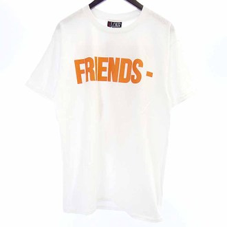 VLONE FRIENDS ロゴプリントTシャツ 大量入荷致しました!!!