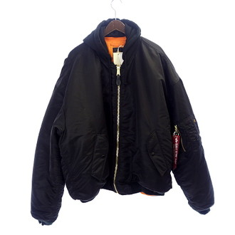 VETEMENTS ×ALPHA 17SS OVERSIZED REVERSIBLE BOMBER お買取りさせて頂きました!!!