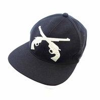 ロアー/ROAR 二丁拳銃 ワッペン ベースボールキャップ 買取実績。