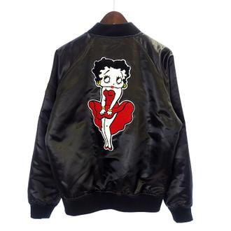 シュプリーム/SUPREME 16SS Betty Boop Club Satin Jacket ベティジャケット お買取りさせていただきました!