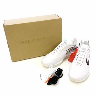 ナイキ/NIKE off white the 10 AIR MAX 97 OG スニーカーお買取り実績。