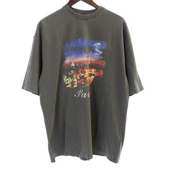 バレンシアガ/BALENCIAGA 17AW オーバーサイズ パリTシャツお買取りさせて頂きました!!!
