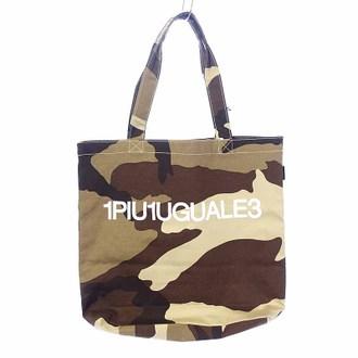 ウノピュウノウグァーレトレ/1 PIU 1 UGUALE 3 トートバッグ買取実績。