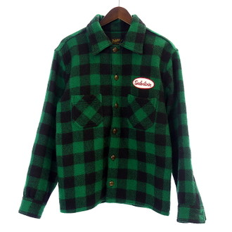 テンダーロイン/TENDERLOIN 本店限定 10SS バッファロー シャツジャケット お買取実績