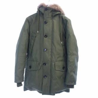 エイケイエム/AKM 15AW MEMORY DOUBLE CLOTH B-9 ダウンジャケット お買取実績