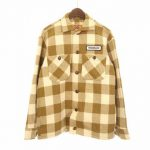 テンダーロイン/TENDERLOIN 05AW T-BUFFALO バッファローチェックウールシャツジャケット お買取実績