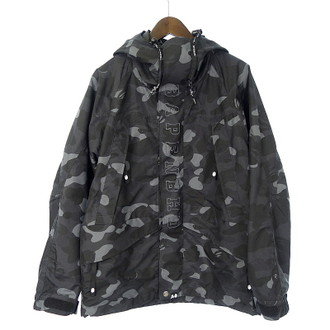 アベイシングエイプ/A BATHING APE ×NEIGHBORHOOD 17SS CAMO SNOWBOARD JACKET お買取実績