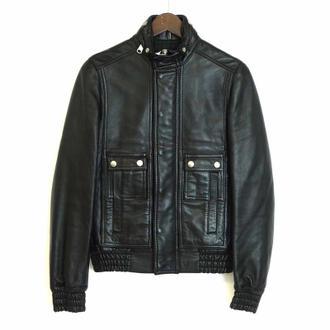ディオールオム/Dior HOMME 08AW レザーライダースジャケット お買取実績