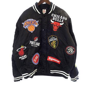 シュプリーム/SUPREME Nike NBA 18SS Teams Jacket ジャケット  参考買取価格35000~40000円前後