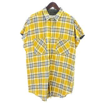 フィアオブゴッド/FEAR OF GOD FOURTH COLLECTION ノースリーブチェックシャツ 参考買取価格 15,000~20,000円前後