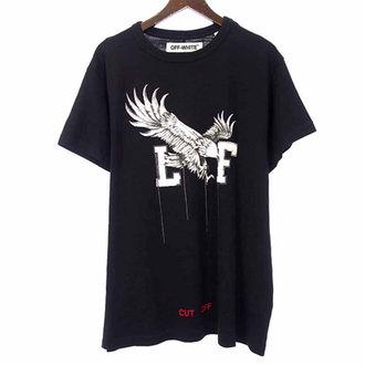 オフホワイト/OFF WHITE 16AW EAGLE PRINT TEE Tシャツ 買取参考価格 10.000~13.000円