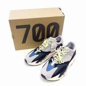 アディダス/ADIDAS B75571 YEEZY BOOST 700 YEEZY WAVE RUNNER スニーカー 買取参考価格 55.000~65.000円