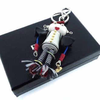プラダ/PRADA ロボットキーホルダー 参考買取価格 3.000~4.000前後