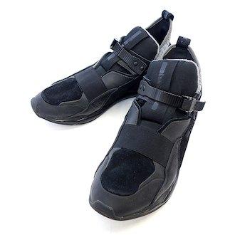 アレキサンダーマックイーン/ALEXANDER MCQUEEN ×PUMA Cell Bubble Run Mid Sneaker 買取参考価格 3,000~4,000円前後