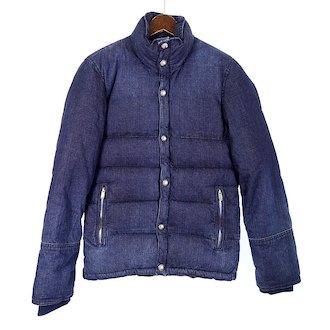 リサウンドクロージング/RESOUND CLOTHING 16AW ANDREW デニム ダウンジャケット 参考買取価格5.000~10.000円前後
