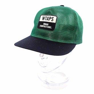 ダブルタップス/WTAPS militia 01 メッシュキャップ 買取致しました。