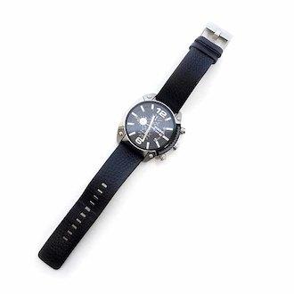 DIESEL DZ-4341 861602 クロノグラフ レザー ベルト 腕時計 参考買取価格2千から3千前後