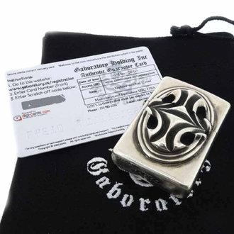 ガボラトリー/GABORATORY オーバル クロス ZIPPO ジッポ ライター 参考買取価格30.000~35.000円前後