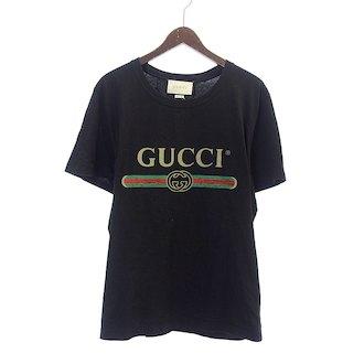 グッチ/GUCCI オールドヴィンテージロゴプリントTシャツ 買取参考価格 20.000~30.000円前後
