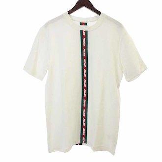 パレス/PALACE 17W VERTICAL WEAVE Tシャツ参考買取価格5.000円前後