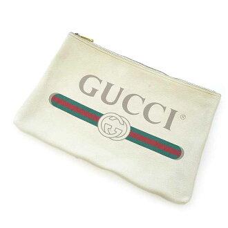 グッチ/GUCCI 500984 ロゴ クラッチバッグ