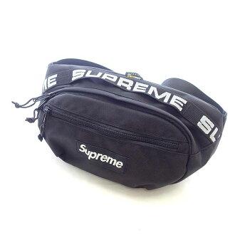 シュプリーム/SUPREME 18SS WAIST BAGバッグ