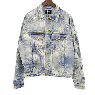フィアオブゴッド/FEAR OF GOD 5th SELVEDGE DENIM HOLY WATER TRUCKER JACKET デニムジャケット
