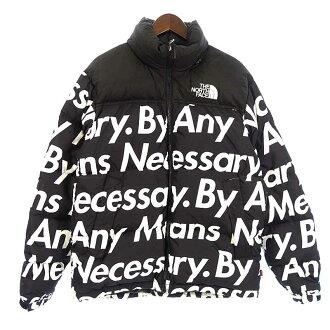 シュプリーム/SUPREME ×THE NORTH FACE 15AW Nuptse Jacket ヌプシ ダウンジャケット 参考買取価格100.000円前後
