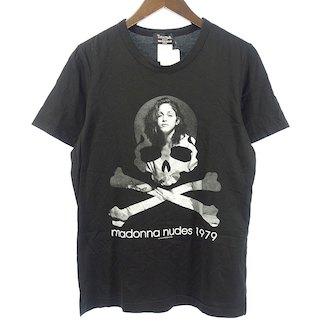 マスターマインドジャパン/MASTERMIND JAPAN ×THEATER 8 ローリング ストーンズ プリント ベロア 半袖 Tシャツ参考買取価格4.000円前後