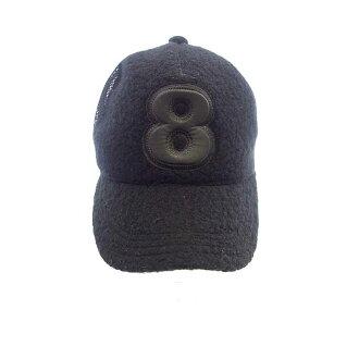 エイケイエム/AKM ×MUTA 17WT 8 BB CAP BLACK MOCOMOCO BOA キャップ 参考買取価格2.000~3.000円前後