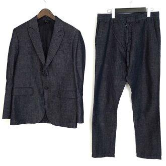 ヌメロヴェントゥーノ/N21 デニムセットアップスーツ 参考買取価格4.000~8.000円前後