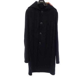 ラフシモンズ/RAF SIMONS 16AW big coat with destroyed graphic back コート買取参考金額40.000~45.000円前後