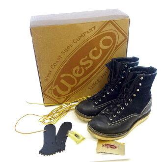 ウエスコ/WESCO JOB MASTER ジョブマスター ブーツ 買取参考金額20.000~30.000円前後