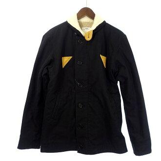 ヴィズヴィム/VISVIM DECKHAND JKT N-1 デッキジャケット 参考買取価格12.000~18.000円