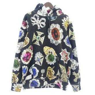 シュプリーム/SUPREME 18AW Jewels Hooded Sweatshirts ジュエルパーカー 買取参考価格10.000円~18.000円 前後
