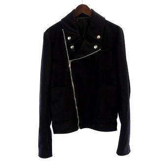 クリスヴァンアッシュ/KRIS VAN ASSCHE 14AW perfecto jacket ダブル ライダースジャケット 参考買取価格5.000~8.000円前後