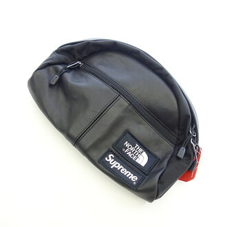 シュプリーム/SUPREME THE NORTH FACE Leather Roo II Lumbar Pac  買取参考金額は 20.000円