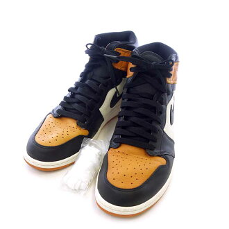 ナイキ/NIKE AIR JORDAN 1 RETRO HIGH OG SHATTERED BACKBOARD買取参考金額は30.000~40.000円前後