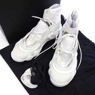 ヨウジヤマモト/YOHJI YAMAMOTO adidas YY STRAP BBALL MIDスニーカー参考買取価格6000~12000円前後
